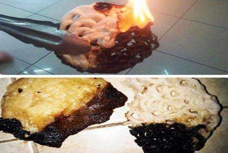 Ini Penjelasan BPOM Mengenai Krupuk dan Krekers Yang Mudah Terbakar